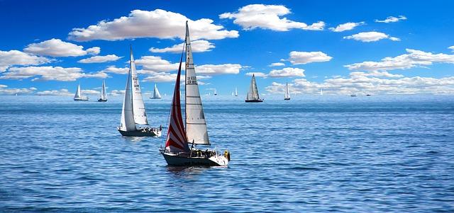 krásné plachetnice